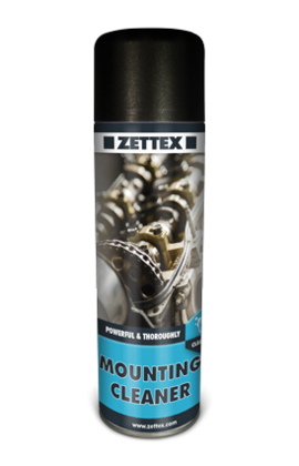 Mounting Cleaner
